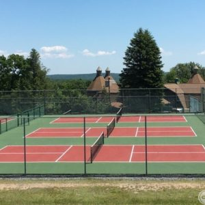 Hemlock Farms Pickleball Courts