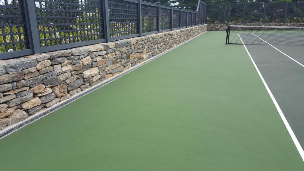 Tennis Court Design  U2013 Oval Tennis